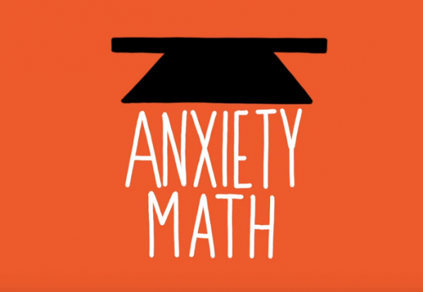 why do people get so anxious about math